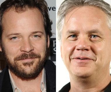 "Robbins i Sarsgaard w ""The Green Lantern"""