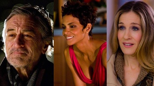 Rober De Niro, Halle Berry, Sarah Jessica Parker... Któż nie chciałby spędzić z nimi sylwestra? /materiały dystrybutora