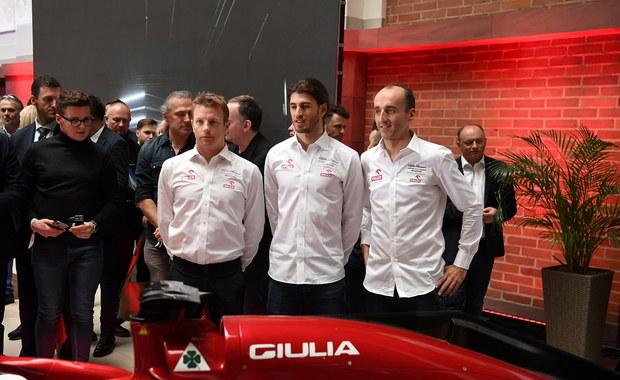 Rober Kubica po pierwszych testach: Trochę łatwiej niż rok temu
