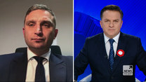 Robert Bąkiewicz w Polsat News: Mógłbym przeprosić, gdybym dokonał przestępstwa