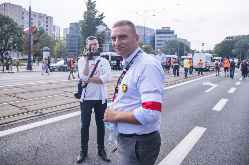 Robert Bąkiewicz /Aleksandra Szmigiel /Reporter