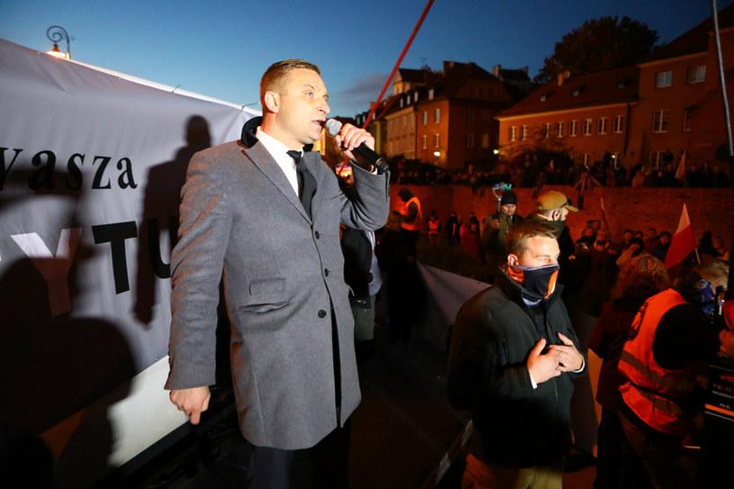 Robert Bąkiewicz /Adam Burakowski /Reporter