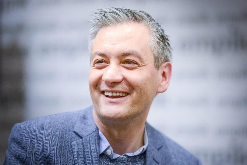 Robert Biedroń: Nic nie jest wykluczone w polityce /Piotr Kamionka /Reporter