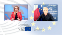 Robert Biedroń o UE