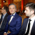 Robert Biedroń z partnerem na imprezie!