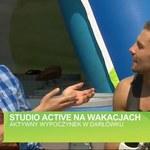 Robert Biedroń zachwycony trenerem fitness!