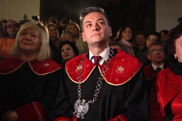 """Robert Biedroń zaprzysiężony na prezydenta Słupska. """"Najwyższy czas zabrać się do pracy"""""""