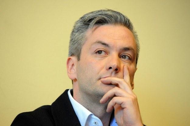 Robert Biedroń /Wojciech Stróżyk /Reporter