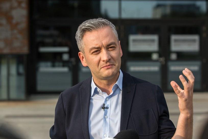 Robert Biedroń /East News
