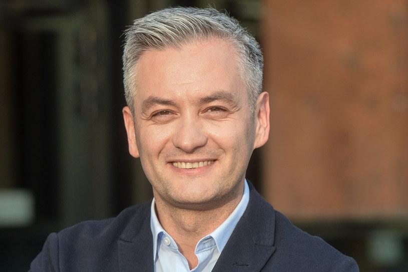 Robert Biedroń /Lukasz Dejnarowicz /Agencja FORUM