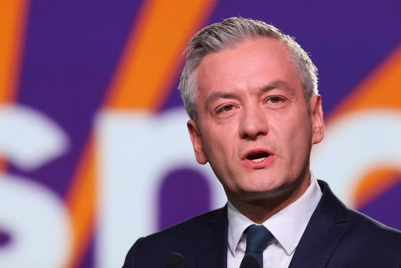 Robert Biedroń /Tomasz Jastrzębowski /Reporter