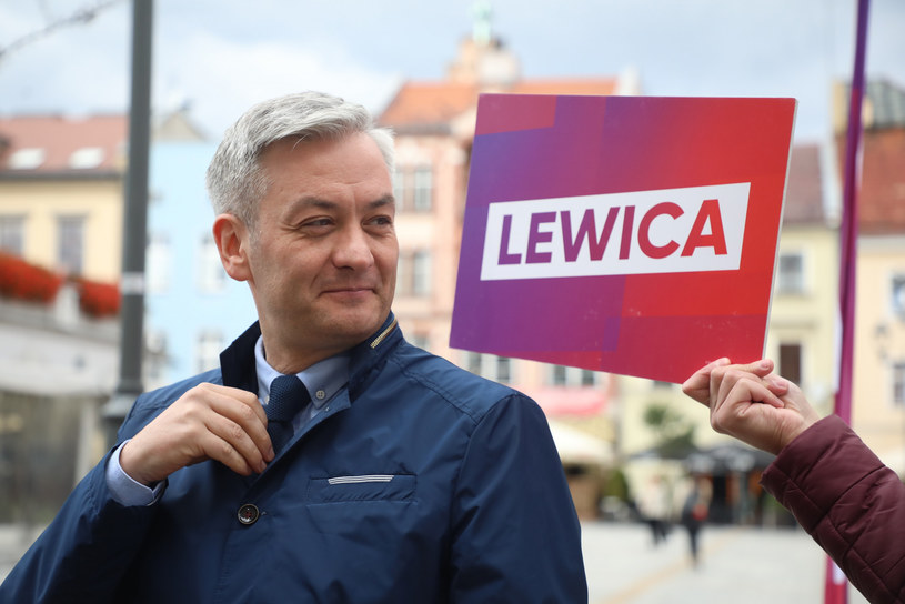 Robert Biedroń /Beata Zawrzel /Reporter
