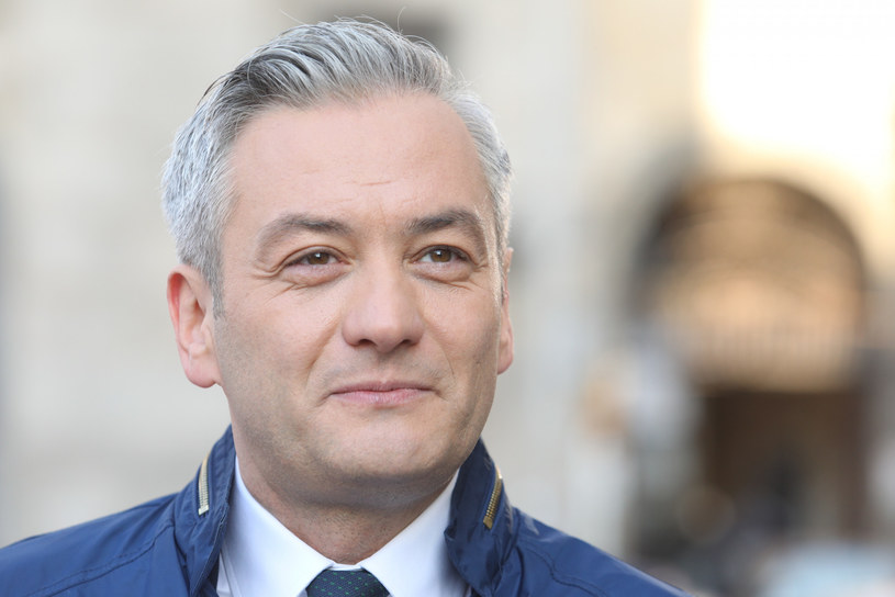 Robert Biedroń /Tomasz Jastrzebowski/REPORTER /Reporter