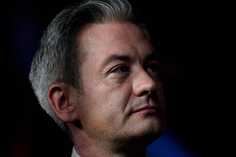 Robert Biedroń /JAAP ARRIENS/AFP /East News