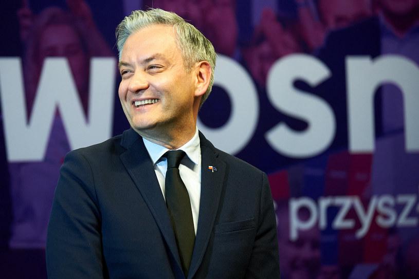 Robert Biedroń /Lukasz Szelag /Reporter