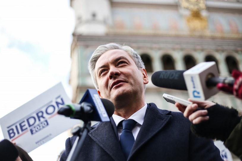 Robert Biedroń /Adam Jastrzebowski/REPORTER /East News