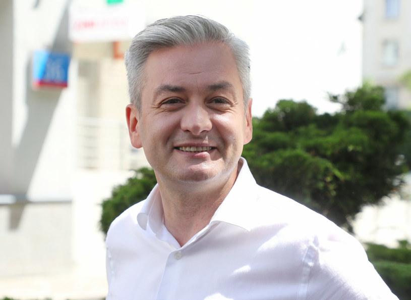 Robert Biedroń /Piotr Molecki /East News