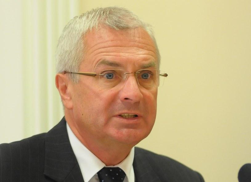 Robert Choma prezydent Przemysla /LUKASZ SOLSKI /East News