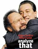 "Robert De Niro i Billy Crystal na plakacie filmu ""Analyze That"" /"