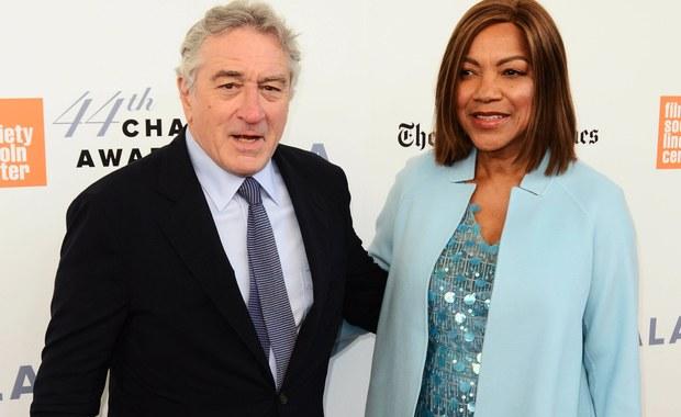 Robert De Niro rozstał się z żoną Grace Hightower po 21 latach małżeństwa