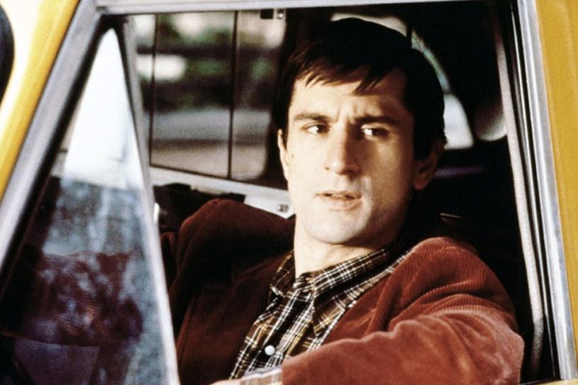 """Robert De Niro za rolę w """"Taksówkarzu"""" otrzymał nomiancje do Oscara /materiały dystrybutora"""