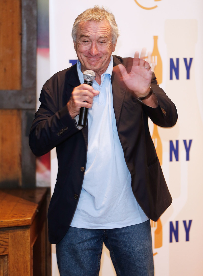 Robert De Niro /Jemal Countess /Getty Images