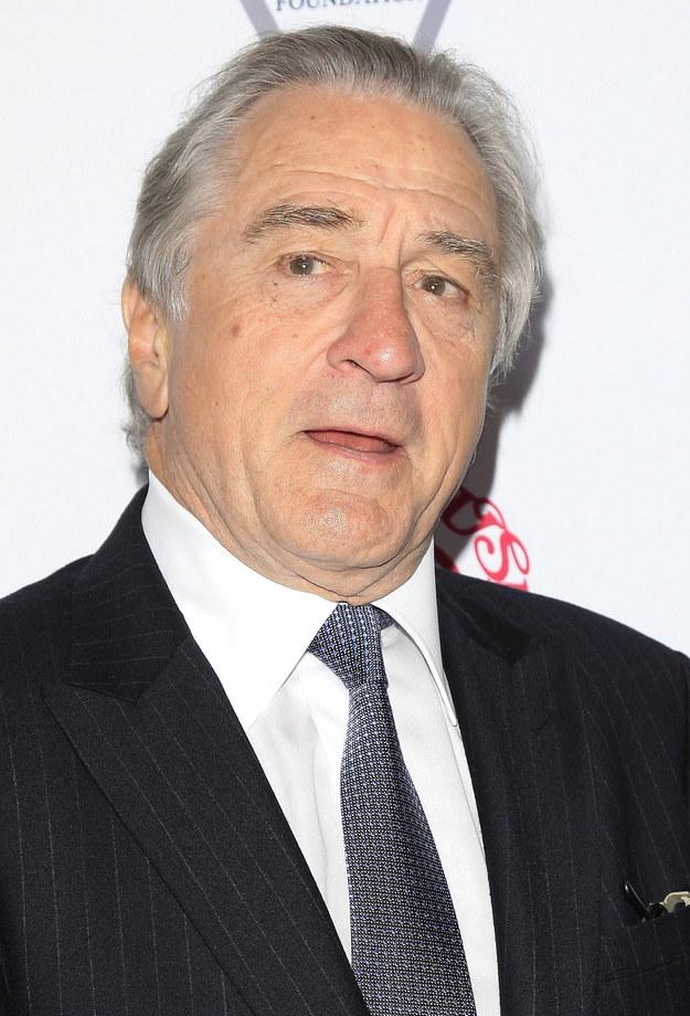 Robert De Niro /PAP/EPA/NINA PROMMER /PAP/EPA