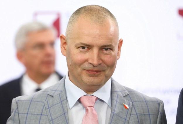 Robert Dowhan /Rafał Guz /PAP