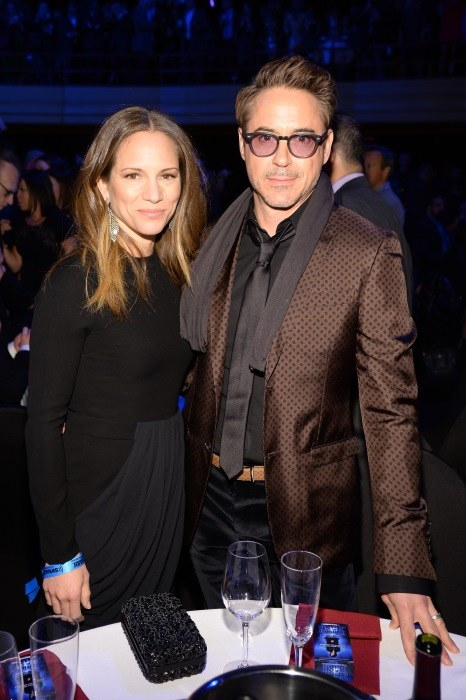 Robert Downey i Susan Downey /Larry Busacca /Getty Images