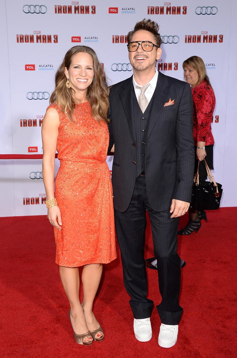 Robert Downey Jr. i Susan Downey /Getty Images/Flash Press Media