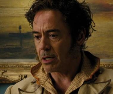 Robert Downey Jr. jako... Dr Dolittle. Jest pierwszy zwiastun