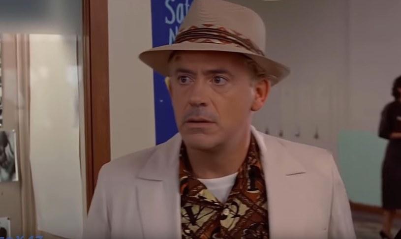 Robert Downey Jr. jako Emmet Brown /YouTube