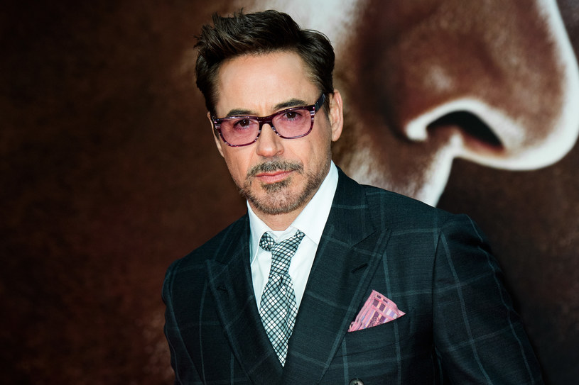 """Robert Downey Jr. na premierze filmu """"Kapitan Ameryka: Wojna bohaterów"""" (2016) /Matthias Nareyek /Getty Images"""