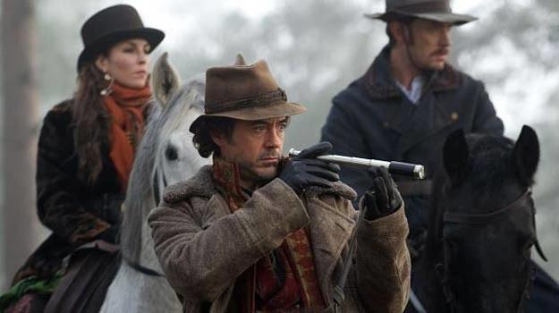 Robert Downey jr po raz kolejny kradnie swym kolegom cały film /materiały dystrybutora
