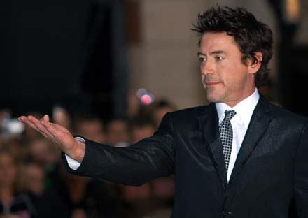 Robert Downey jr zagra w kolejnym filmie Marvel Studios /AFP
