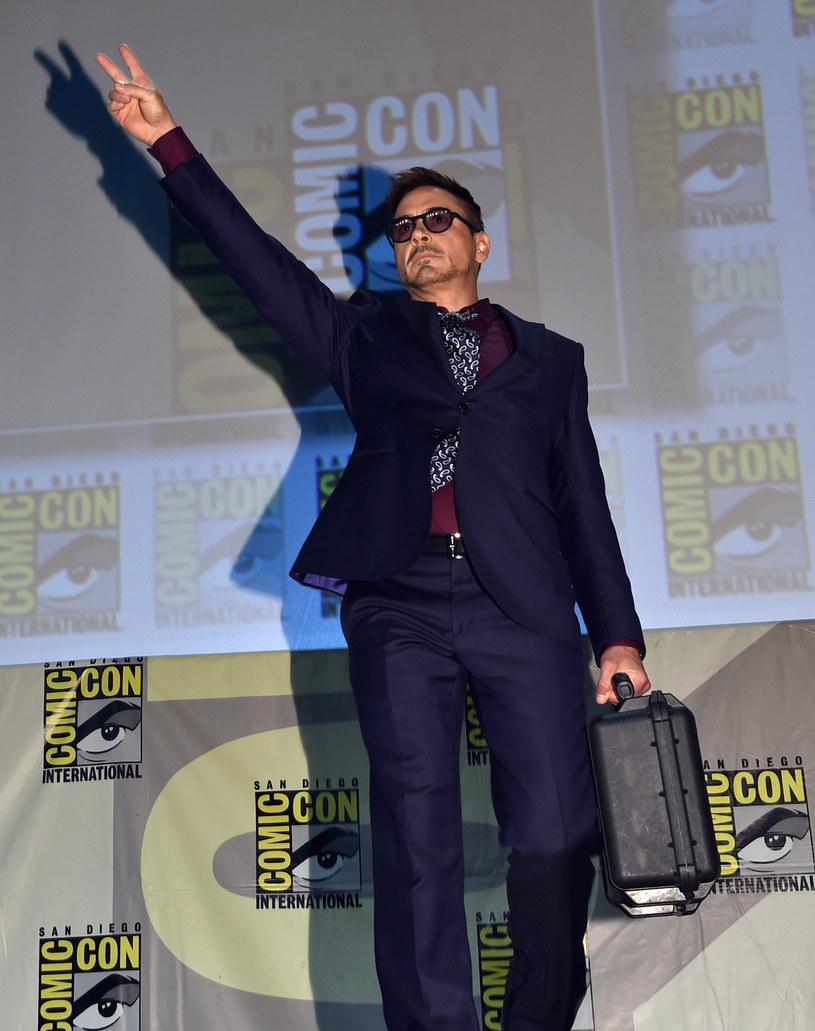 Robert Downey Jr /Alberto E. Rodriguez /Getty Images