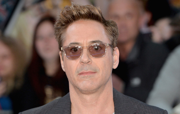 Robert Downey Jr. /Anthony Harvey /Getty Images