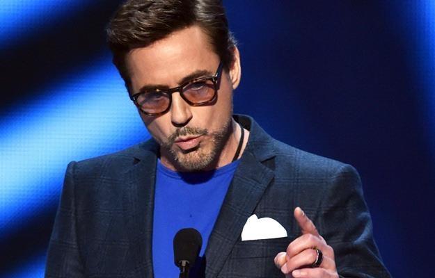 Robert Downey Jr. /AFP