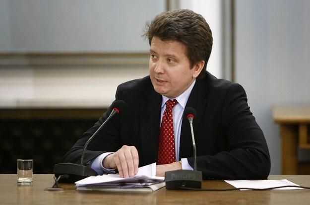 Robert Draba, fot. Andrzej Stawiński /Reporter