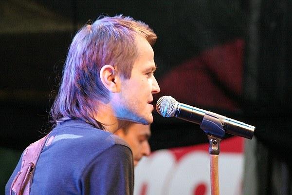 Robert Gawliński (Wilki) w Zakopanem /INTERIA.PL