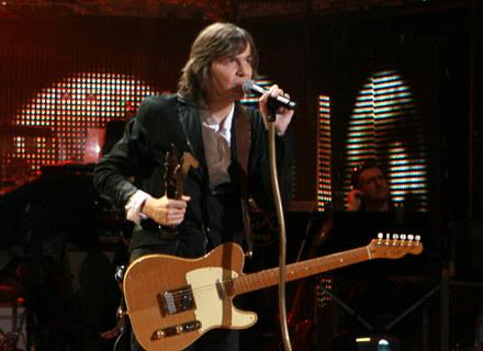 Robert Gawliński z Wilkami zaprezentuje w Opolu premierowy utwór /INTERIA.PL