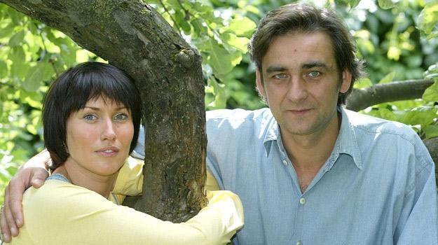 Robert Gonera z żoną Karoliną /Agencja W. Impact