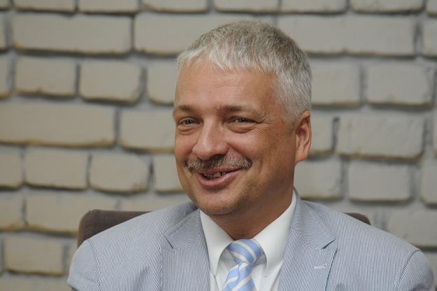 Robert Gwiazdowski. Fot. PIOTR KWIATKOWSKI /Agencja SE/East News