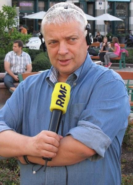 Robert Gwiazdowski /Archiwum RMF FM