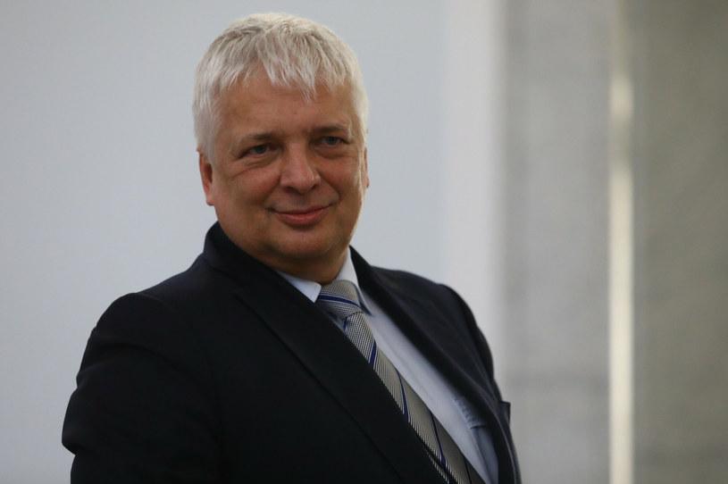 Robert Gwiazdowski /Tomasz Jastrzebowski/REPORTER /Reporter