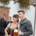 Robert i Anna Lewandowscy na Oktoberfest. Ale stroje!