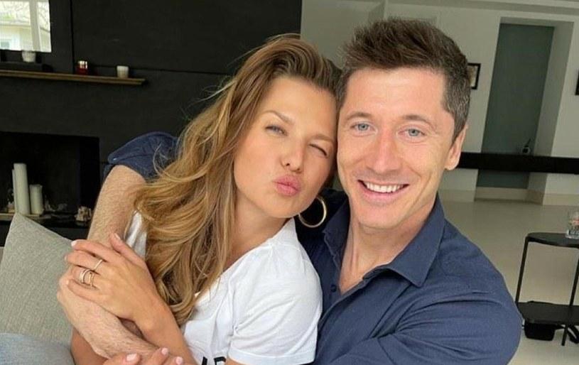 Robert i Anna Lewandowscy to jedno z najbardziej wpływowych małżeństw polskiego show-biznesu /FaceToFace /Reporter