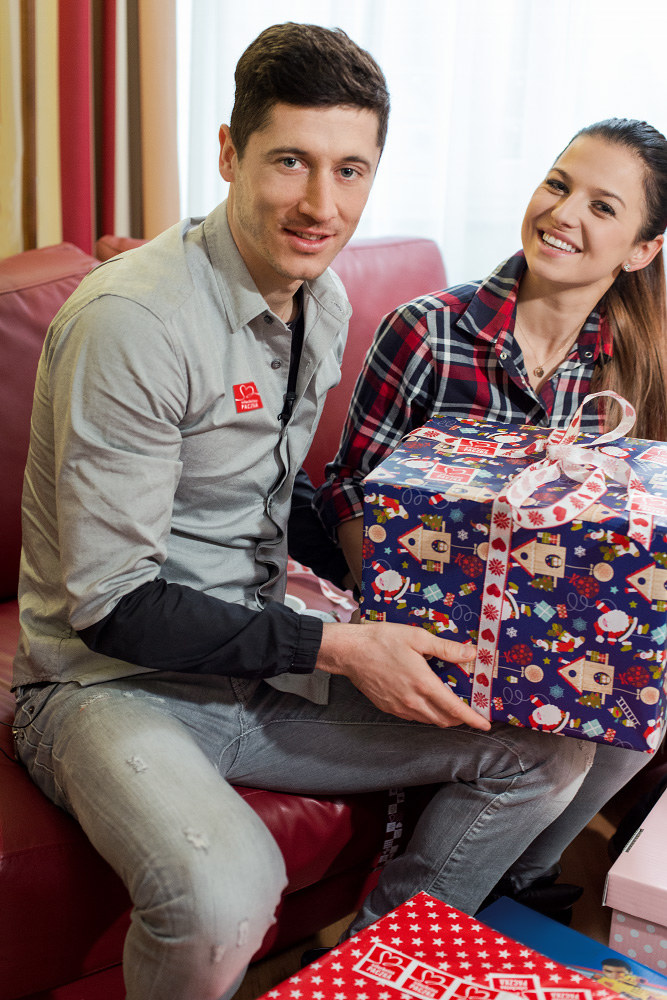 Robert i Anna Lewandowscy /INTERIA.PL