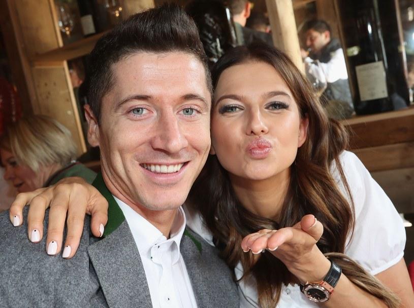 Robert i Anna Lewandowscy /East News