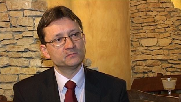 Robert Jankowski jest inżynierem sejsmologiem /INTERIA.PL